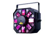 American DJ Stinger II - Laser Moonflower UV e strobo - DMX