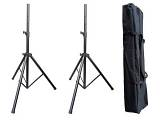 Extreme SS-PACK A SPEAKER STAND KIT -  SUPPORTI CASSE in ALLUMINIO CON BORSA