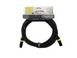 LUKE & DANIEL ULTIMATE CAVO CANNON CANNON XLR MT. 3 YELLOW RINGS